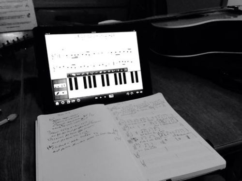 Writing Scripture Songs